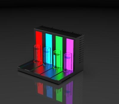 UV-cell-assembly