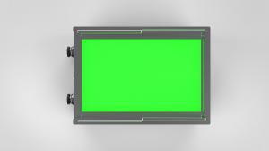 细胞光毒性仪-绿色-上视图