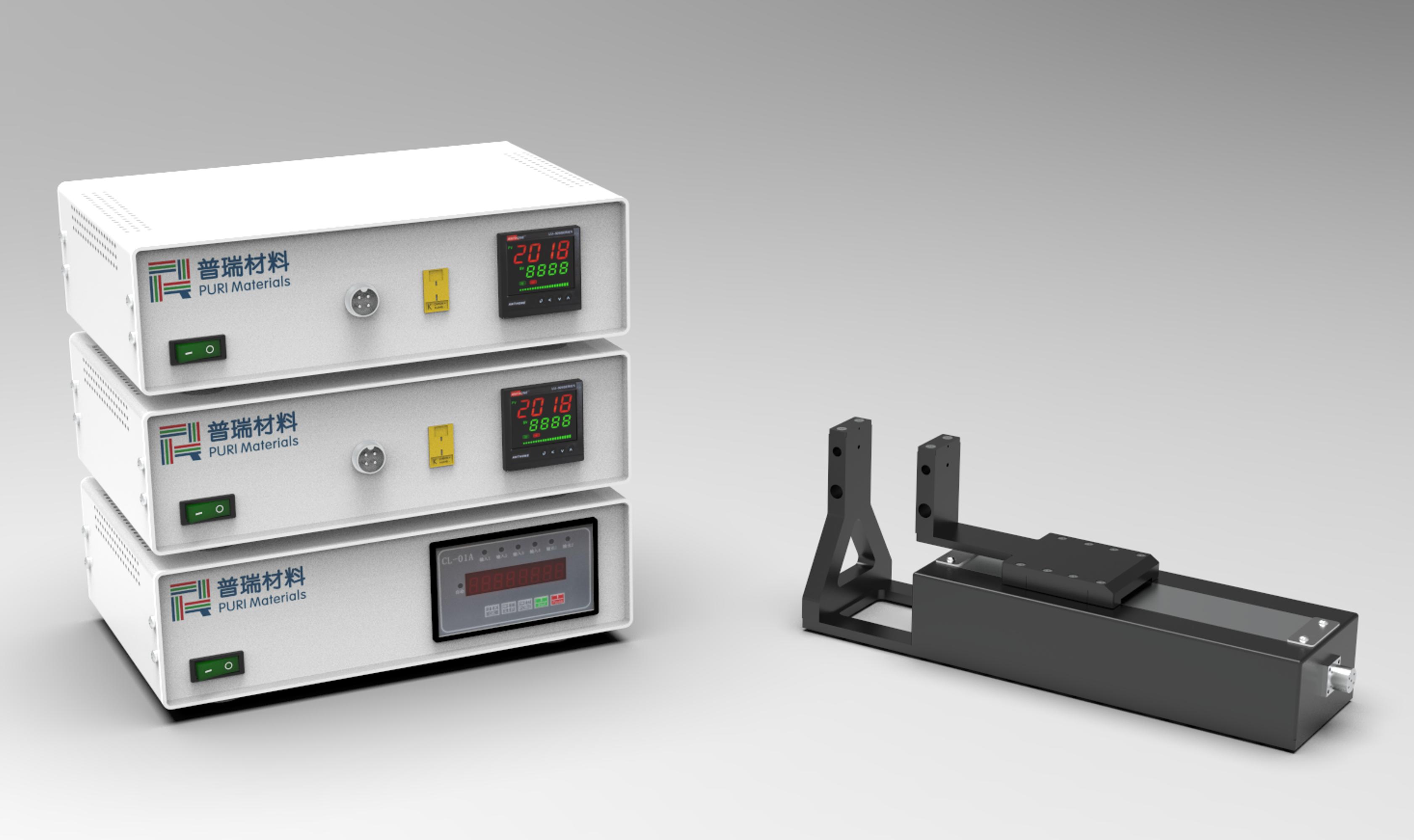 热电材料拉伸seeback测试系统